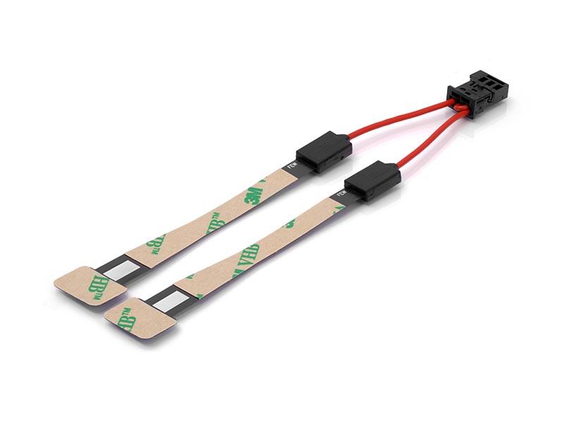 FPC soldering connectors for windshields - FEW Automotive Group